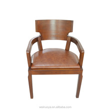 Contract manufacturing Solid wood furniture wooden dining chair