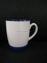 Ceramic Mug With Silicon rubber Base