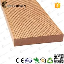 madera de pino rojo al por mayor del tablón compuesto de suelos
