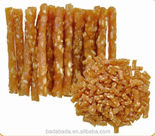 dry chicken rice dog food/pet food/strip and grain