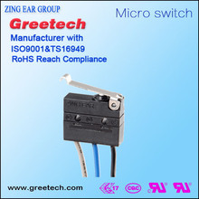 Use in car switch limit switch ip67 waterproof swtich 40t85 5e4 micro switch