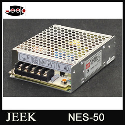Quality and quantity assured hot-sale switching mode 50w 5v power supply