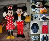 Mickey & Minnie mascot costume cartoon cosplay inexpensive cheap
