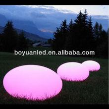 luminoso led jardín bola de luz