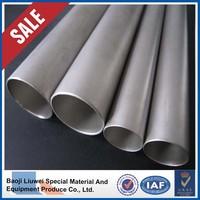 titanium tabung pipa gr9 gr2 gr5 ASTM B861 ASTM B862