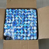 Custom printing Service Storage 3ml silicone jars dab wax vaporizer oil container