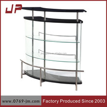 cheap glass high top bar tables and chairs