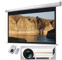 100 inch 120 inch projection screen projector screen