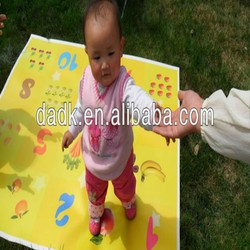 baby play gym mat/baby toddlers mat/baby security plastic mat