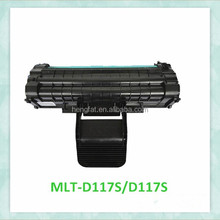 For Samsung mlt-d117s , Compatible samsung mlt d117s toner cartridge , 24 years factory in China.