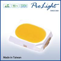 0.5W High CRI 80 3020 SMD LED / Warm WHITE