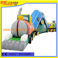KULE new design inflatable tunnel inflatable tunnel tent kids play tunnel for sale