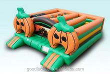 Castle house inflatable Halloween,halloween bouceras inflatables