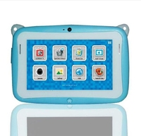 "7"" kids learning tablet firmware android 4.1 tablet digital drawing tablet for kids"
