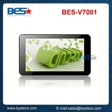 Shenzhen manufacturer factory direct cheap 7 inch dual core via8880 tablet pc
