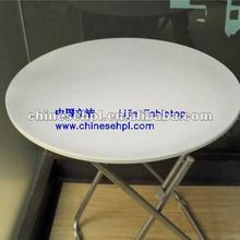 White restaurant formica tabletop,phenolic resin compact lamiante table top