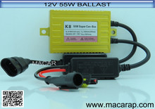super bright K8 55w canbus Ac hid ballast for car hid kit conversion