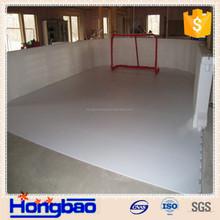 Anti-abrasion skating sheet, bauer hockey floor, hdpe shooting pad