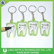China New Custom Keychain, Soft Pvc Keychain Promotion Manufacturer