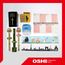 Novo design criativo Taiwan atacado escola stationery office set produto item