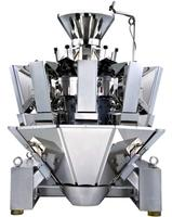10 Head multihead combination weigher for sugar multi mouth feeder packaging machine