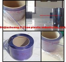 factory supplier transparent flexible pvc plastic hanging strip door Curtains roll sheet