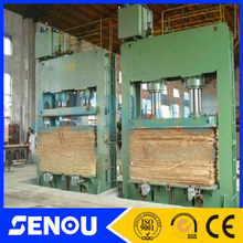 400T cold press machine for plywood/wood-based panel machinery/woodworking hydraulic cold press