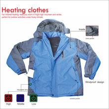 HJ08 7.4v Heated mens varsity jackets, college jackets, varsity jackets for womens