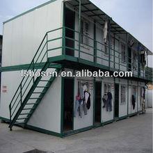 2013 fashion 20ft modular container kiosk