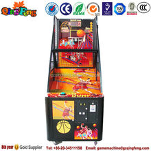 New Year promotion NA-QF056 kids basketball game machine QingFeng Arcade games