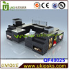 American coffee kiosk&mall coffee kiosk with 3d design and technical drawing