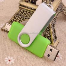 twister real capacity otg USB 2.0 memory flash stick pen drive