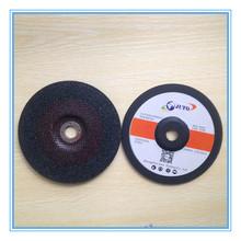 Zhengzhou de carbono materiais rodas de disco de moagem ferramentas abrasivas utilizados para oficina mecânica