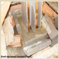 China supplier Anchor bolt adhesive grout materials reconstruction, reinforcement of concrete beam, slab, column, wall