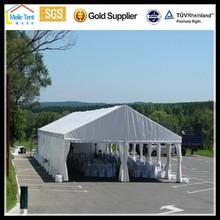 outdoor pvc tent carpas tenda gazebo garden party clear span Qatar wedding tent for event