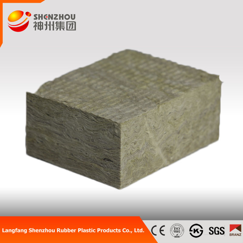 Thermal insulation fireproof rockwool slabs from china for Fireproof rockwool