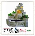 jardim cachoeira fonte decoração