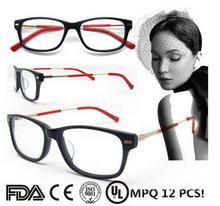 2015 hotsell women men wood frame wood leg glasses with spring hinge