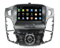 Quad Core Android 4.4 In car integration navigation multimedia DVD player for Ford focus 2012
