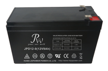 12V 9Ah Value Regulated Lead Sealed Batteries General Purpose Application VRLA Batteries