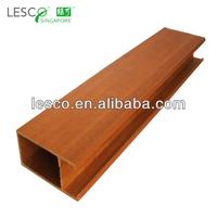 LESCO Wood Plastic Composite types of suspended ceiling