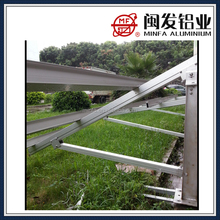 Aluminum Solar Panel Mounting System Brackets/Stands