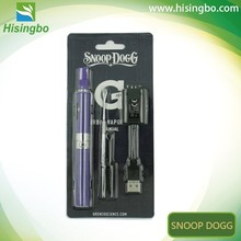 Electronic cigarette wax atomizer or dry herb vaporizer pen