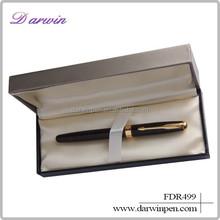 Advertising gifts ink pens free samples copper metal ballpoint pen