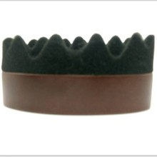 Best selling and top quality! magic hair twist sponge with customized logo /wholesale wood comb/moustache comb/hairmax laser com