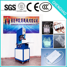High Frequency welding machine for Urine bag, Blood bag, Medical Bag, PVC bag forming m, CE approved,customize molds is possible