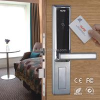 novel design security intelligent rfid digital door lock
