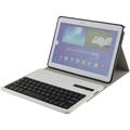 Bluetooth de alta calidad del teclado de computadora para samsung galaxy nota 10.1