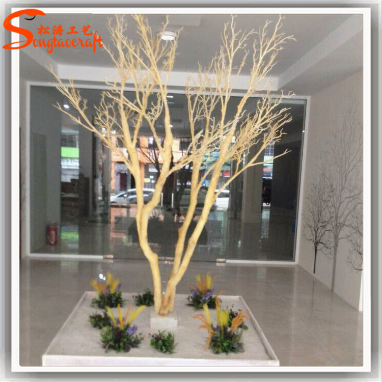 Personnaliser arbre artificiel trunk sans feuilles arbre - Decoracion con ramas de arboles ...