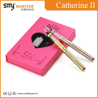 deywel slim vaporizer pen Catherine slim vaporizer pen cheap rechargeable hookah pen/